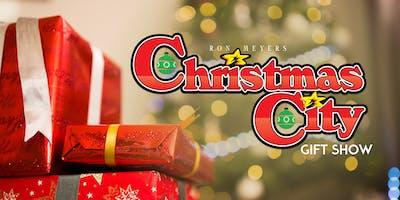 2018 Christmas City Gift Show
