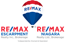 RE/MAX Escarpment & RE/MAX Niagara logo