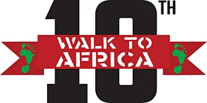 10 Years Walking To Africa!