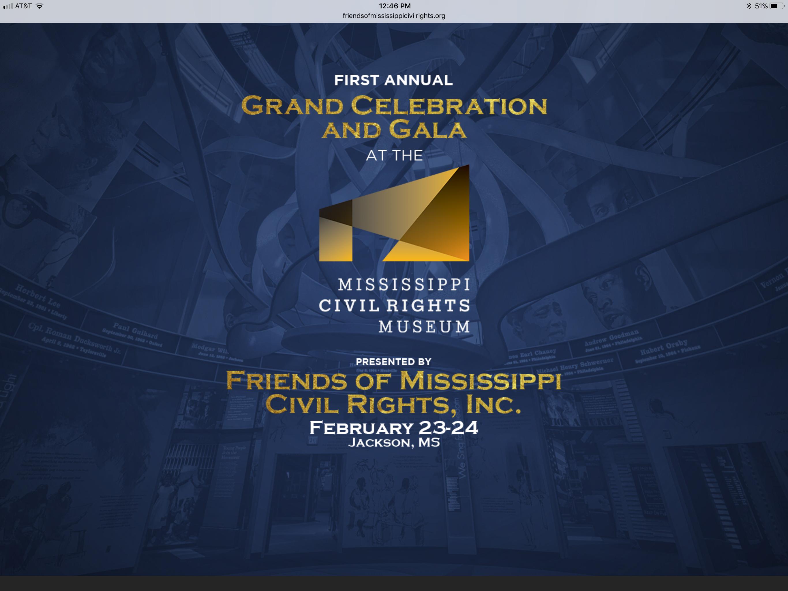 Grand Celebration & Gala (N)