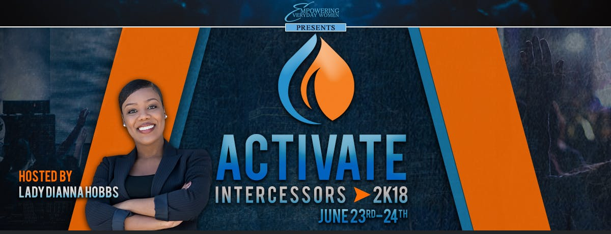 Activate Intercessors Regional Prayer Confere