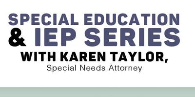 Assessments for Educational Special Needs with Karen Taylor