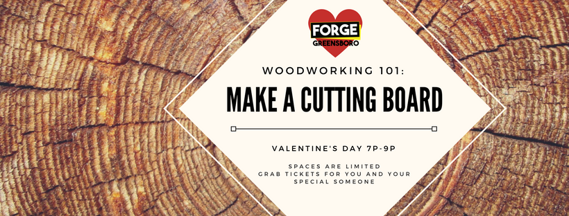Woodworking 101: Valentine's Day Edition!
