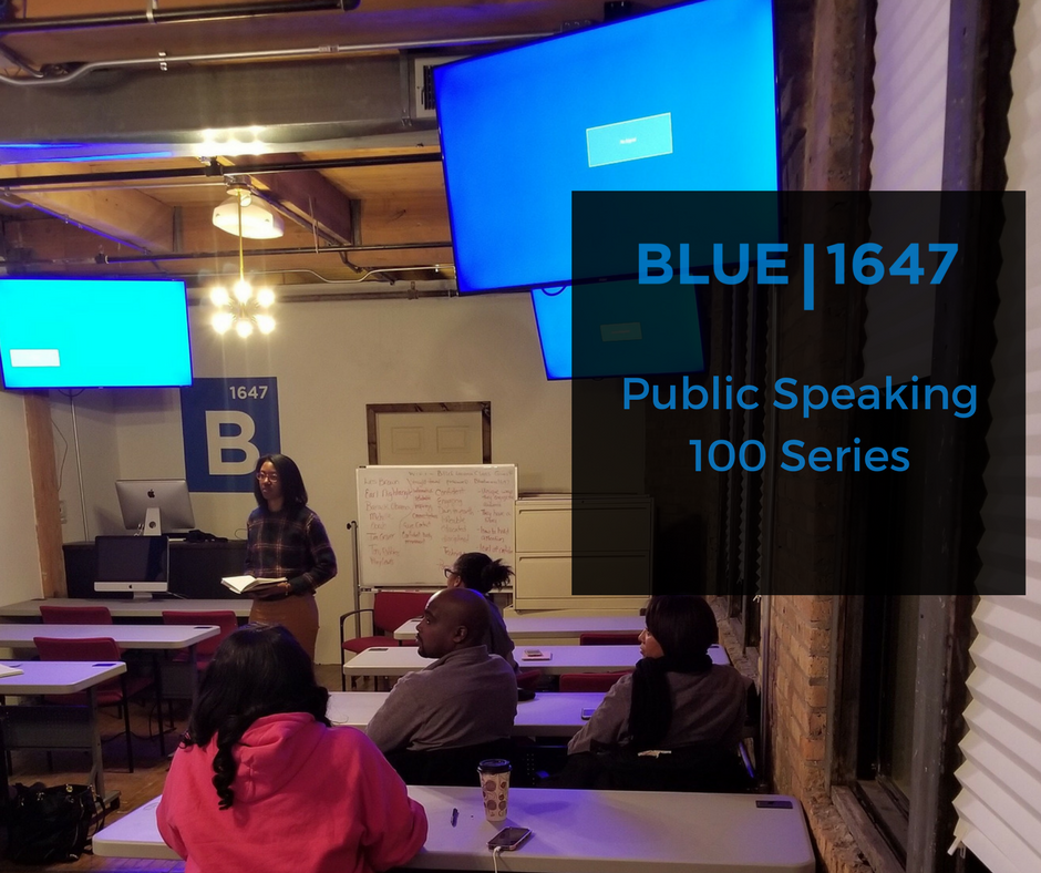 Public Speaking 102: Experience the METHOD of