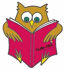 Guille-Allès Library logo