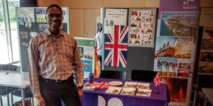 Opportunities for staff to go abroad