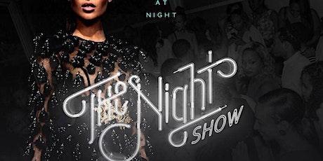 The Night Show @ Ozio tickets