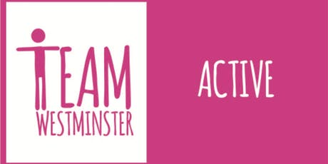 Team Westminster Active - Volunteer Organisation Advice Session tickets