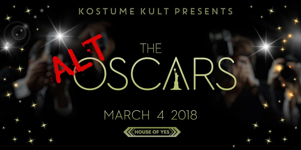 Kostume Kults 8th Annual Alt. Oscar Awards