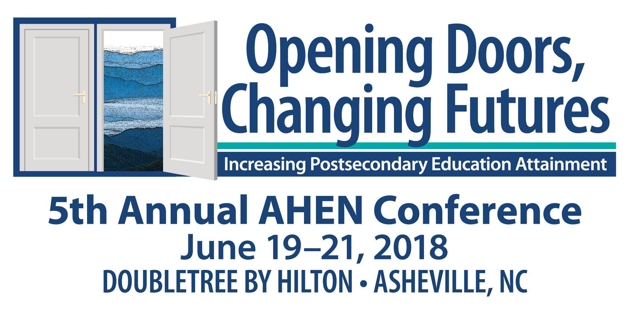 5th Annual Appalachian Higher Education Netwo