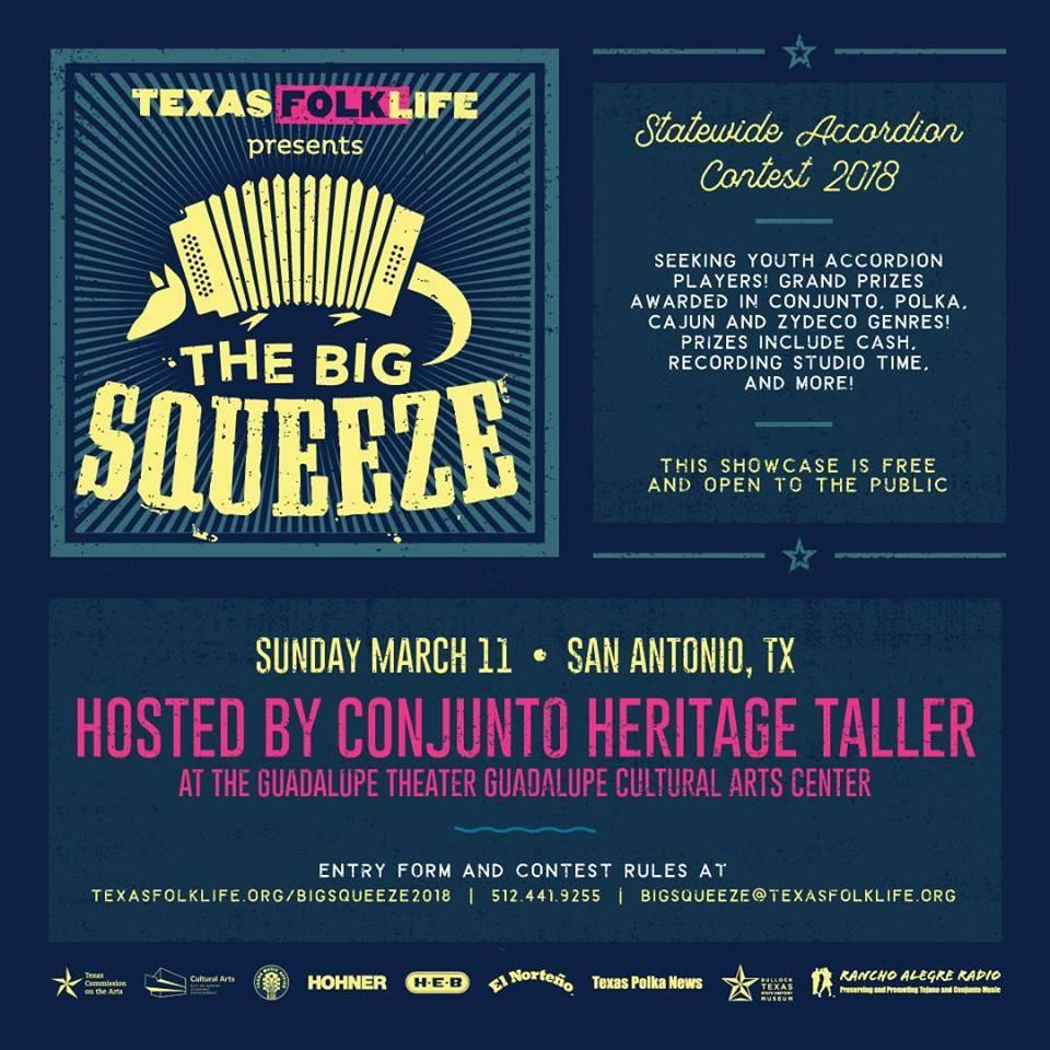 Big Squeeze 2018 – San Antonio
