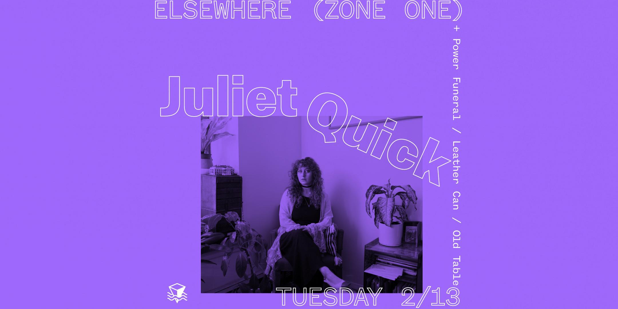 Juliet Quick