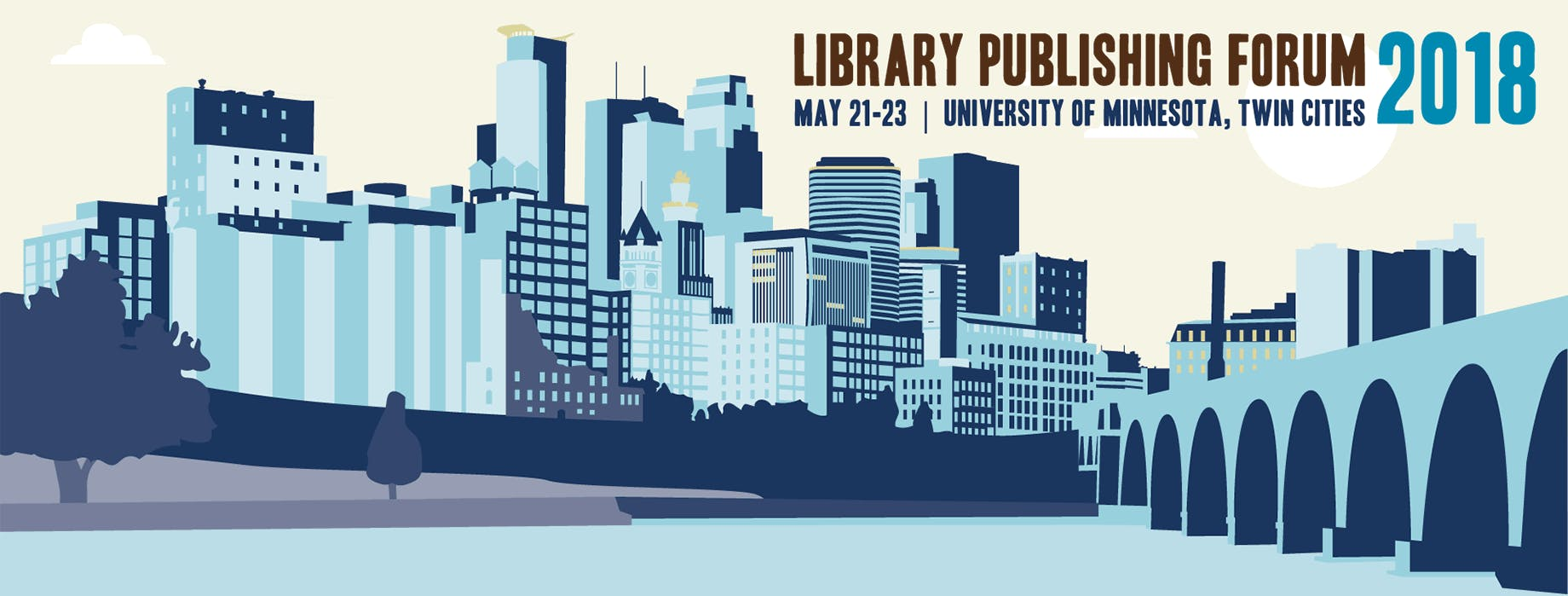 Library Publishing Forum 2018 Registration
