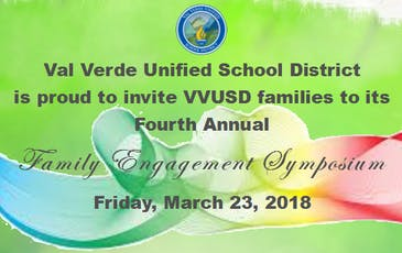 Val Verde Unified School District Events Eventbrite