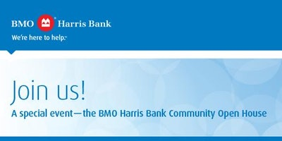 is bmo harris bank open today