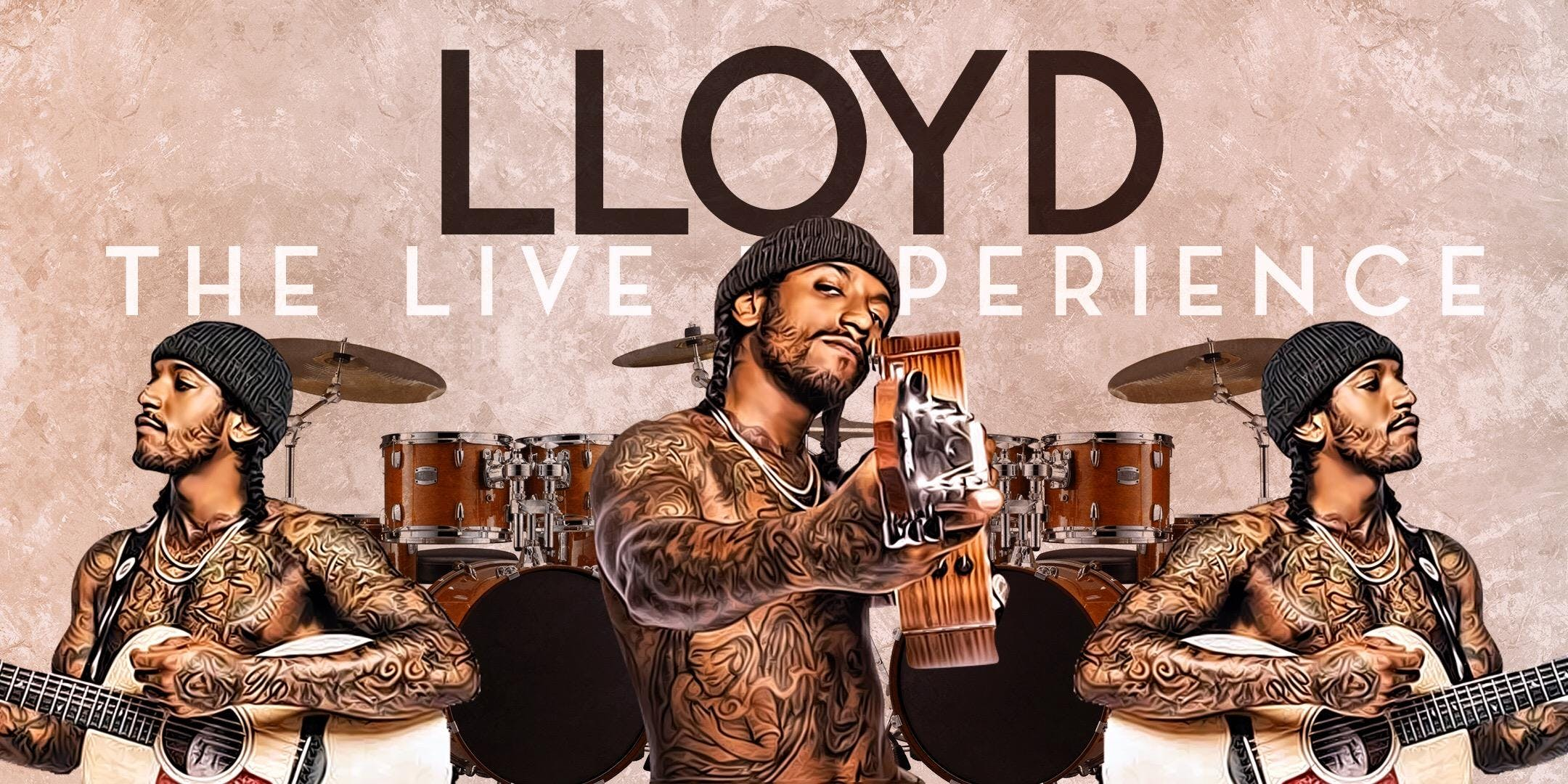 "Lloyd ""The Live Experience"""