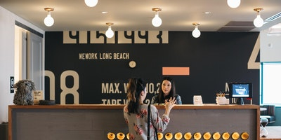WeWork Long Beach | Free Coworking Day