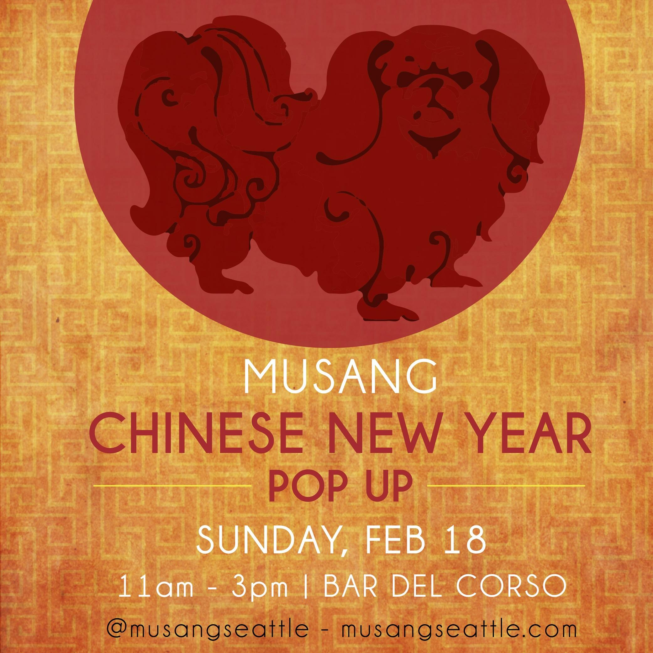 Brunch with Musang - Chinese New Year Pop Up