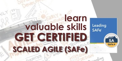 Leading SAFe4.5 with Scaled Agilist - Scaled Agile Framework
