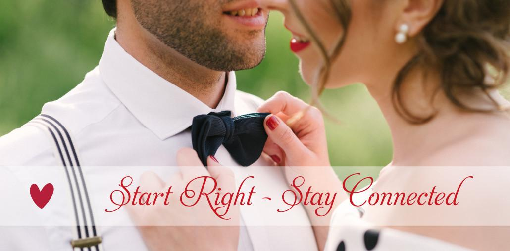 Start Right - Stay Connected Workshop for Engaged & Newly Married Couples