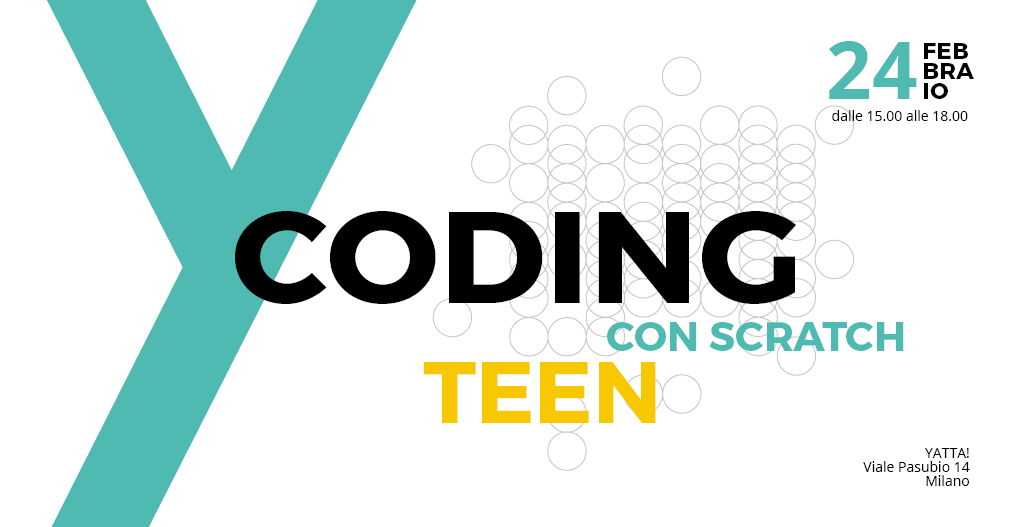 TEEN: Coding con Scratch