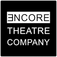 The Ǝncore Theatre Company logo