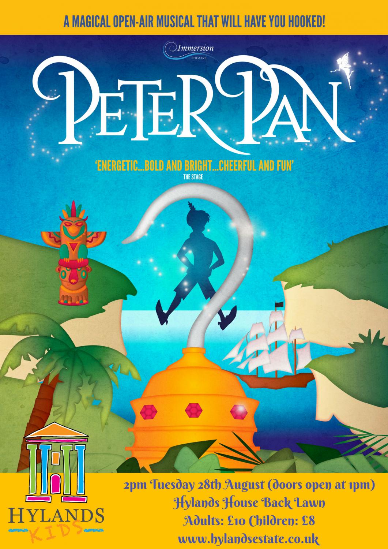 Outdoor Theatre - Peter Pan