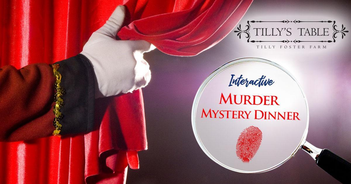 Interactive Murder Mystery Dinner - Death Tak