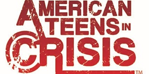 American Teens in Crisis ~ Silent Screams for Help