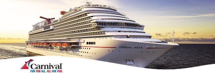 Carnival Cruiseline Cruise Night!