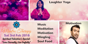 The Mantra Therapy Valentine's Special - Music,...