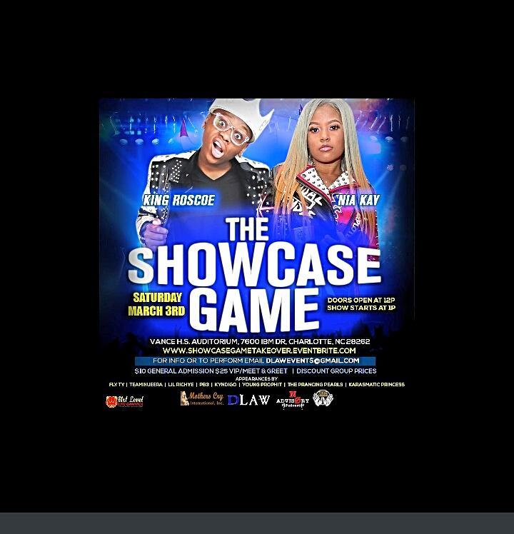 The ShowCase Game