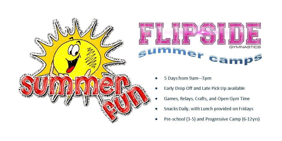 Pre-School Summer Camp July 23rd Week