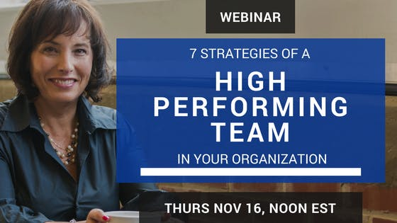 7 Strategies to Build a High-Performing Team