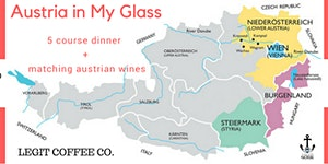 Austria in My Glass