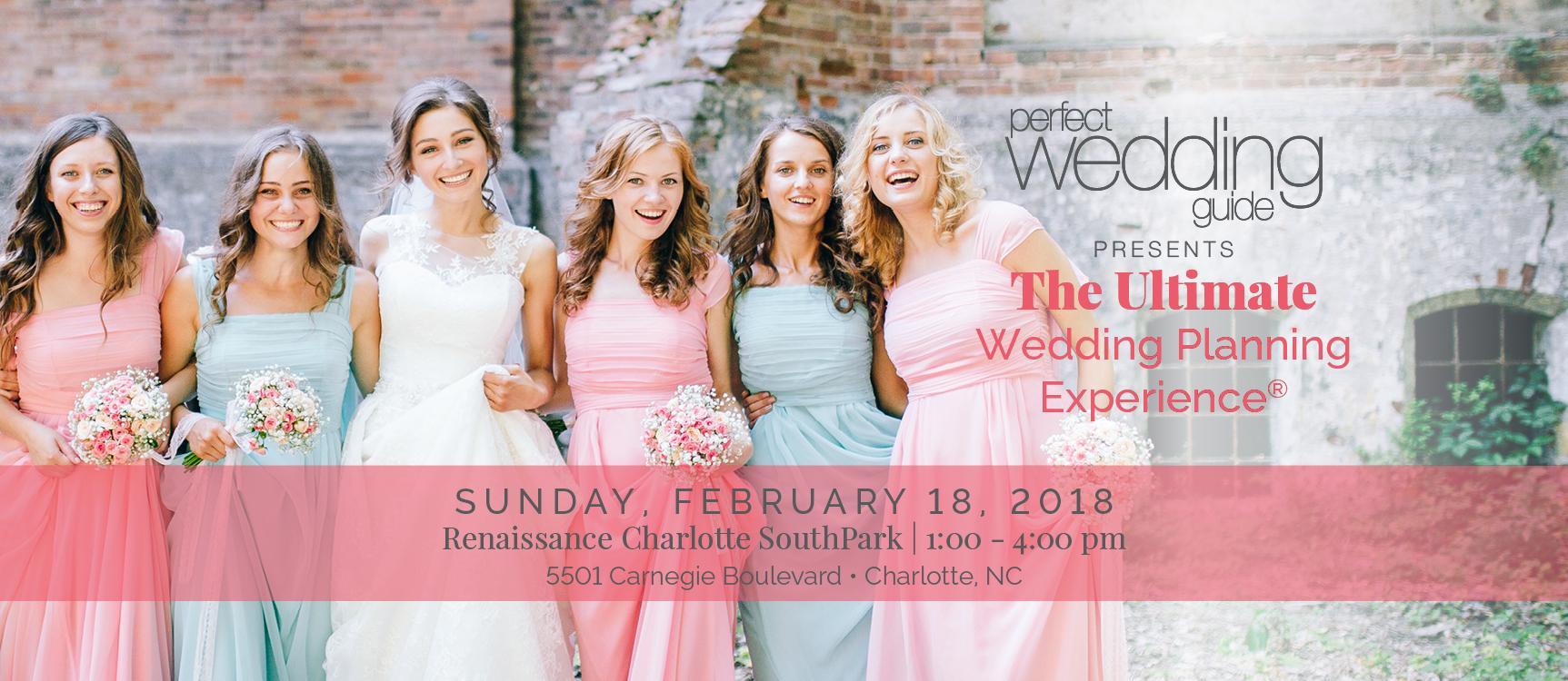 Charlotte Perfect Wedding Guide Wedding Show