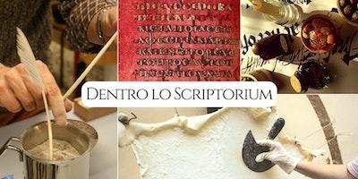 Dentro lo Scriptorium - workshop sui manoscritti pergamenacei