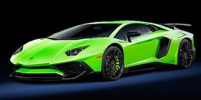 Lamborghini Aventador SV for £5