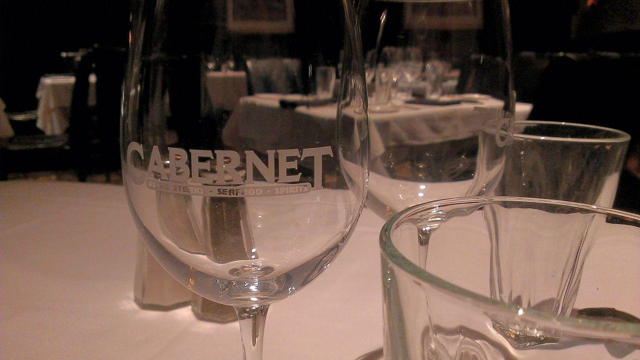 Cabernet Steakhouse February Wine Tasting 6:0