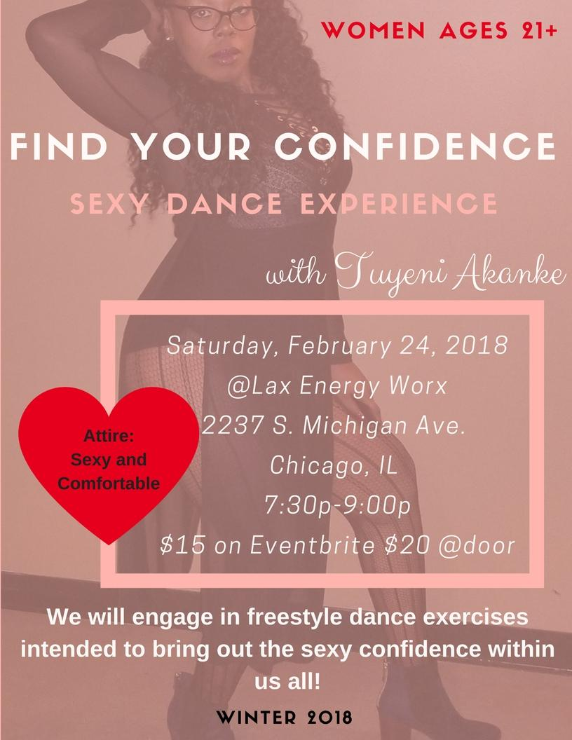 Sexy Confidence Dance Experience