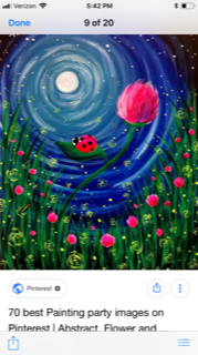 Galentines Celebration: Paint with your Posse