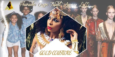 (Gold Couture) Fashion Concert