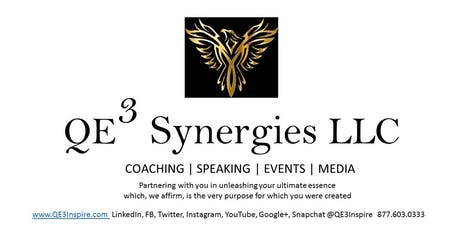 """QE3 Synergies LLC presents... The """"I'm Loving ME First!"""" Gala of Love for Ladies tickets"""
