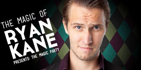 The Magic of Ryan Kane tickets