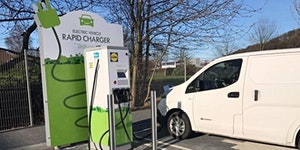 Electric Vehicle charging infrastructure - creating...