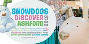 Snowdogs Discover Ashford - Artist Inspiration Event