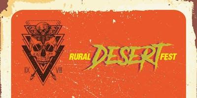 Rural Desert Fest 2018