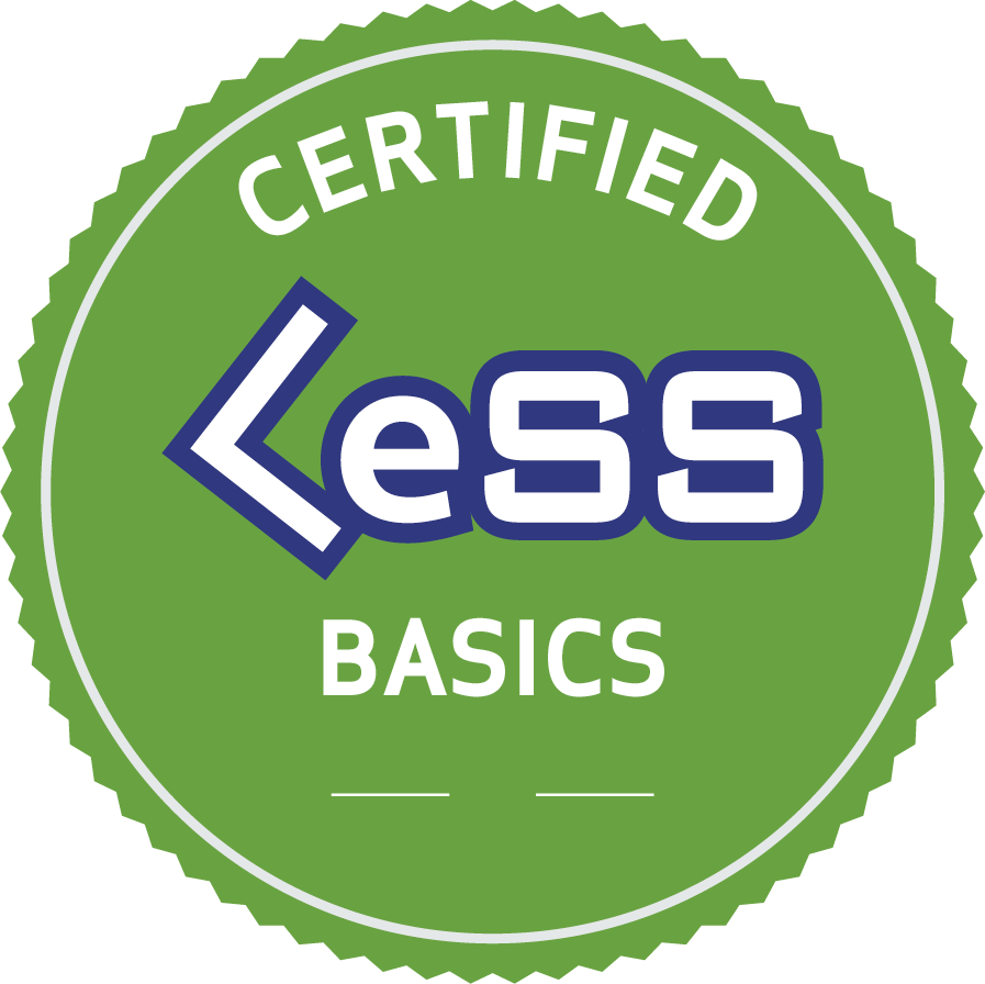 Certified LeSS Basics 8:30am to 6pm (full attendance needed) Bucharest July 2018