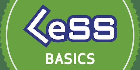 Certified LeSS Basics Baku tickets