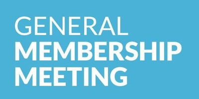 General Meeting: June 2018